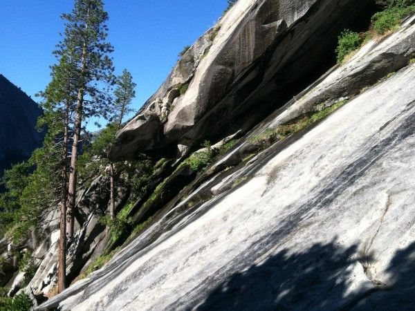 Along-North-Dome-Trail-2012-600x450 - Yosemite's North Dome