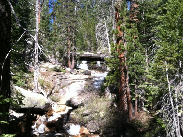 Tenaya-Creek-2012-e1340412599335-600x450 - Yosemite's North Dome