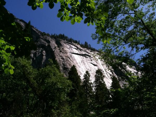 The-Beauty-of-Yosemite-2012-600x450 - Yosemite's North Dome