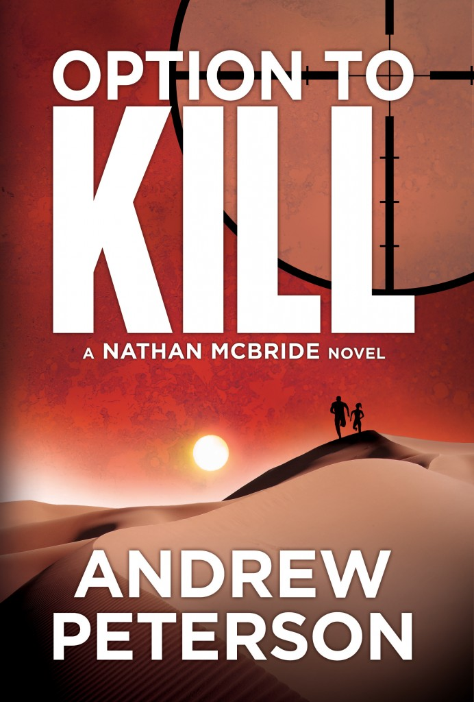 OptionToKill_Front-692x1024 - OPTION TO KILL - now offered as a completed Kindle eBook!