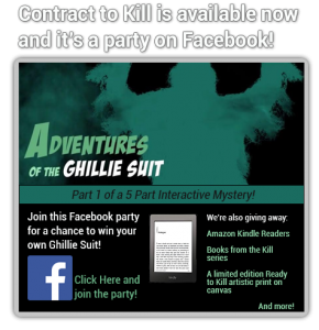 fbparty-pop-290x300 - Taking Chances Part 4 of 4: Adventures of the Ghillie Suit